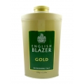 English Blazer Gold Deodorising Talc-150gm.